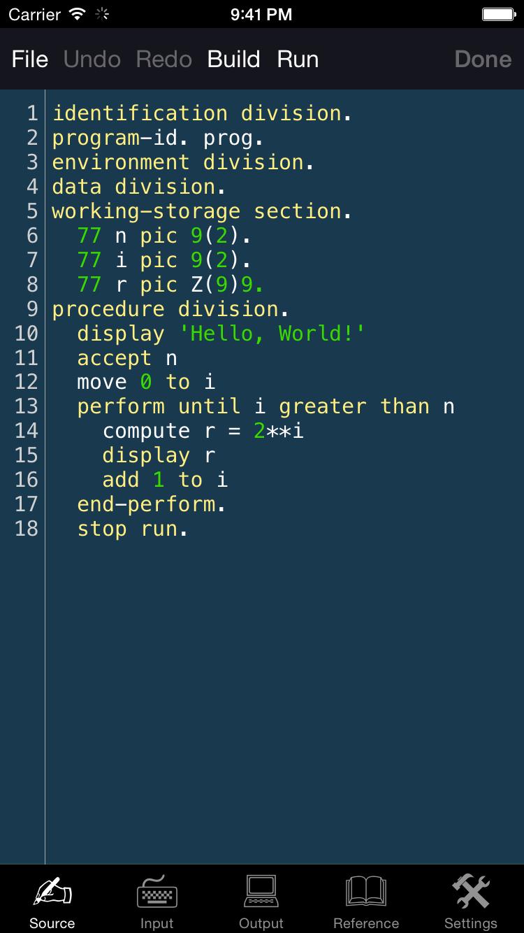 cobol programming language  u2013 dmitry kovba